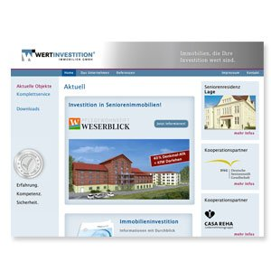 Homepage WI