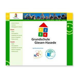 Homepage GS Giesen