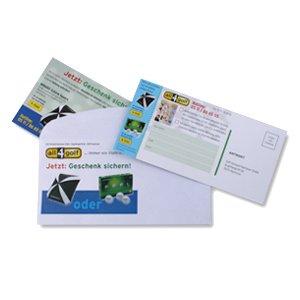 Postwurfsendung Infopost DHL Deutsche Post