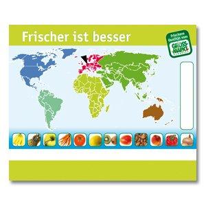 Weltkarten drucken Plakat Poster
