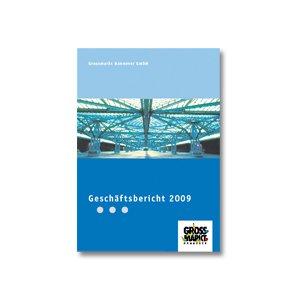 Geschäftsbericht Katalog Beilage Broschüre Druck