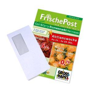 Frische Post Mailing Infopost