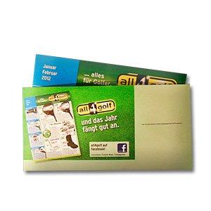 Mailing Umschlag Infopost