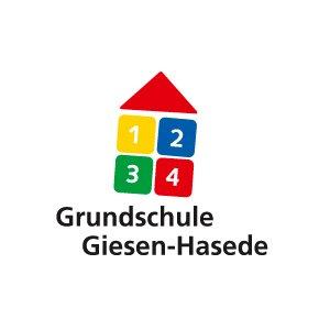 Logo Corporate Design Grundschule Giesen