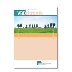 Katalog Broschüre VBD Chronik