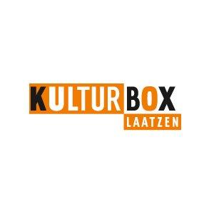 Corporate Design Logo Kulturbox Laatzen