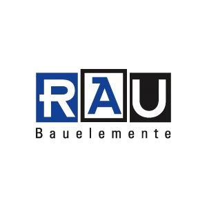 Corporate Design Logo RAU Bauelemente