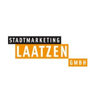 Corporate Design Logo Stadtmarketing Laatzen