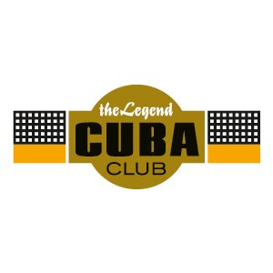 Corporate Design Logo The Legend Cuba Club