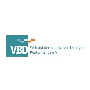 Logo CD VBD Sachverständige