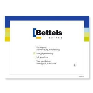 Homepage Bettels