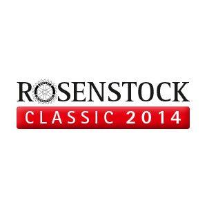 Logo Rosenstock Classic 2014 Corporate Design