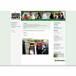 Großmarkt Hannover Website