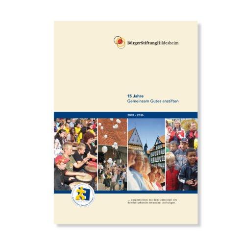 BSHI Chronik Broschüre