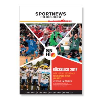 Sportnews Hildesheim Rückblick 2017
