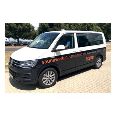 saunawelten Autofolie Agentur Hildesheim