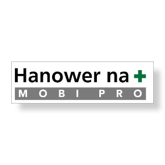 Hanower na Logo Agentur Hildesheim