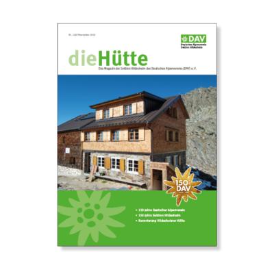 die Hütte Magazin Agentur Hildesheim