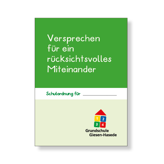 Schulordnung Grundschule Giesen-Hasede Agentur Hildesheim