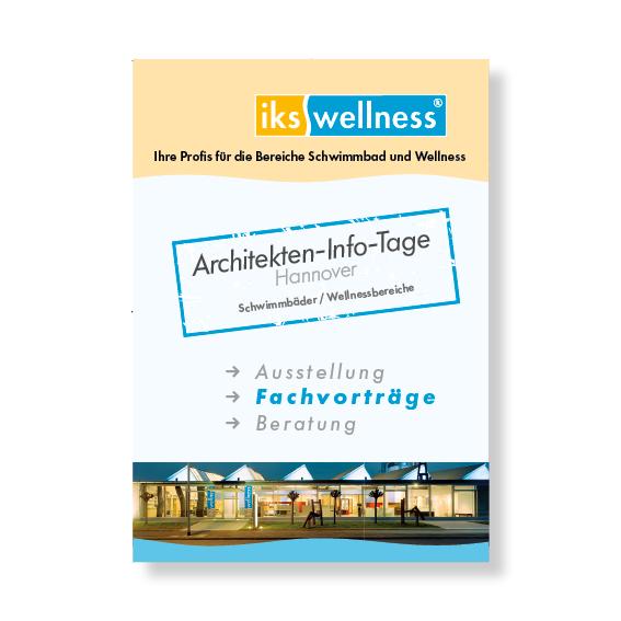 iks wellness Broschüre Agentur Hildesheim