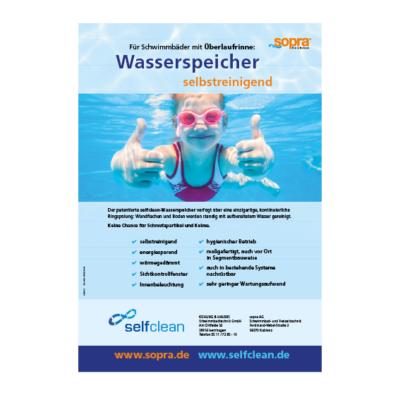 Sopra Wasserspeicher Plakat Agentur Hildesheim