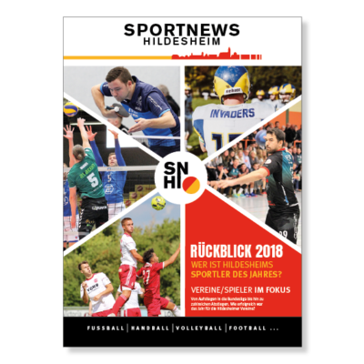 Sportnews Rückblick 2018 Agentur Hildesheim