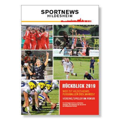 Sportnews Hildsheim Rückblick 2019